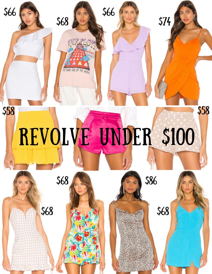 REVOLVE UNDER $100