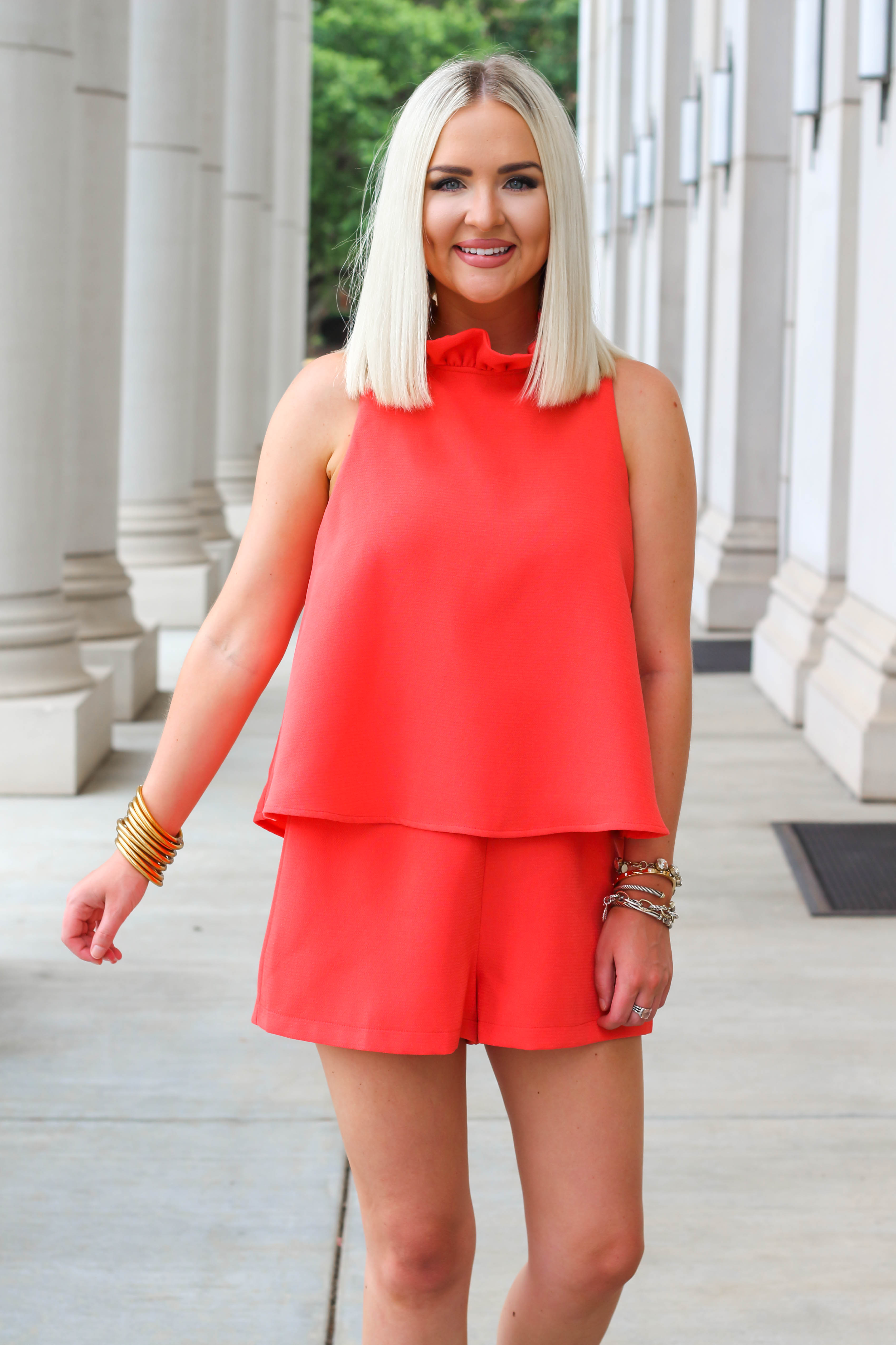 Bright + Bold Summer Outfits