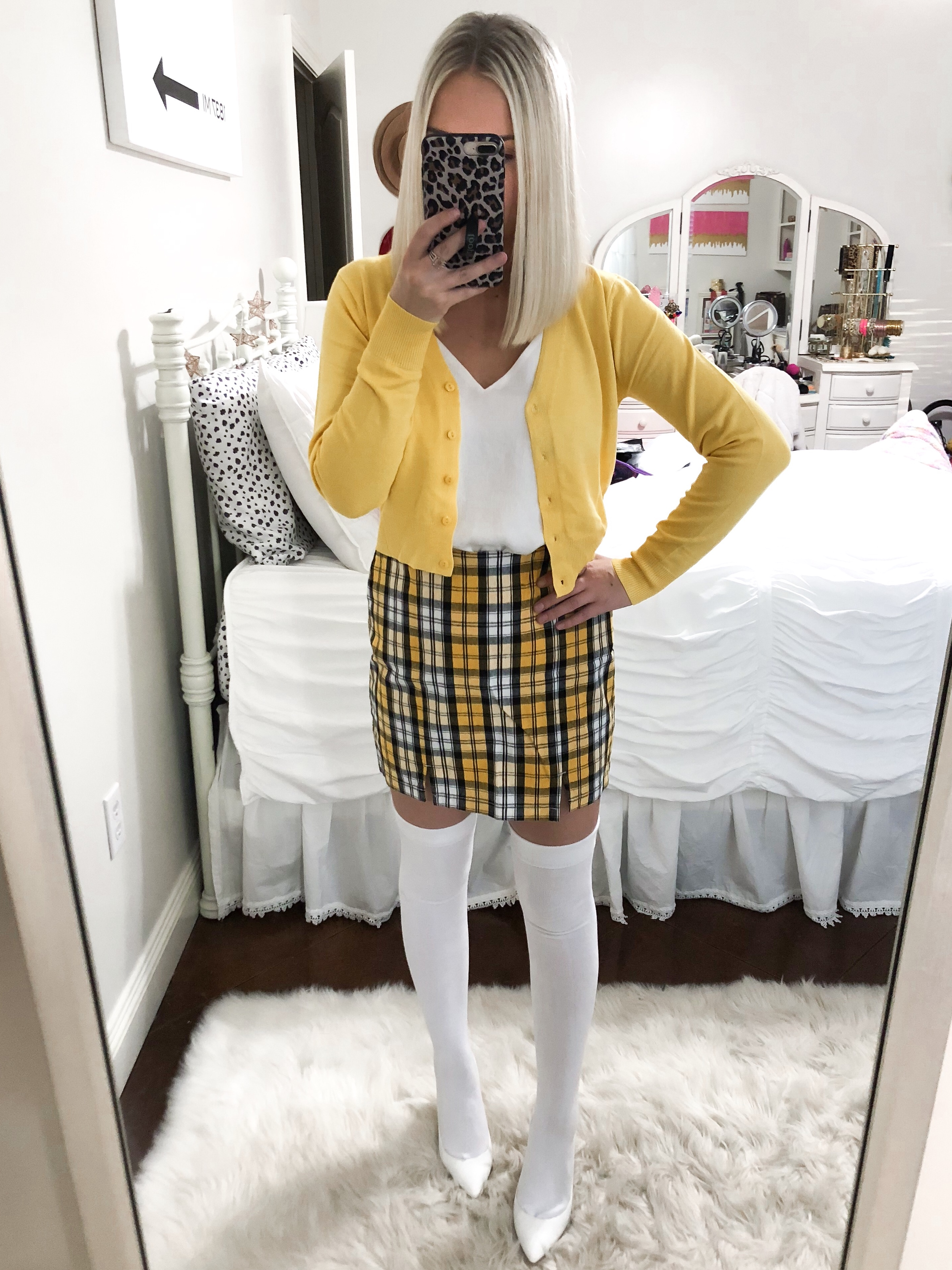 Clueless Halloween Costume