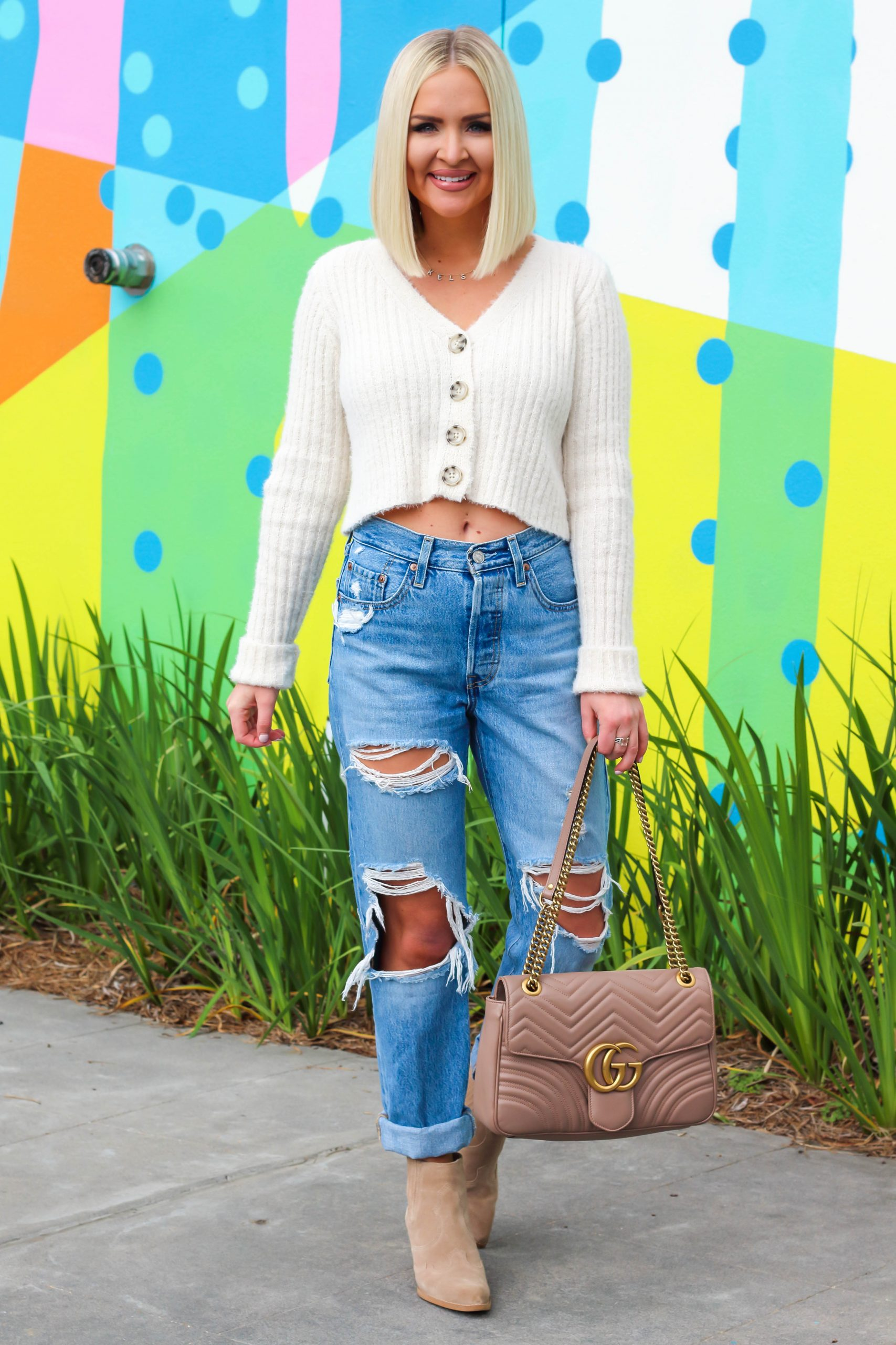CARDIGAN TOP STYLE