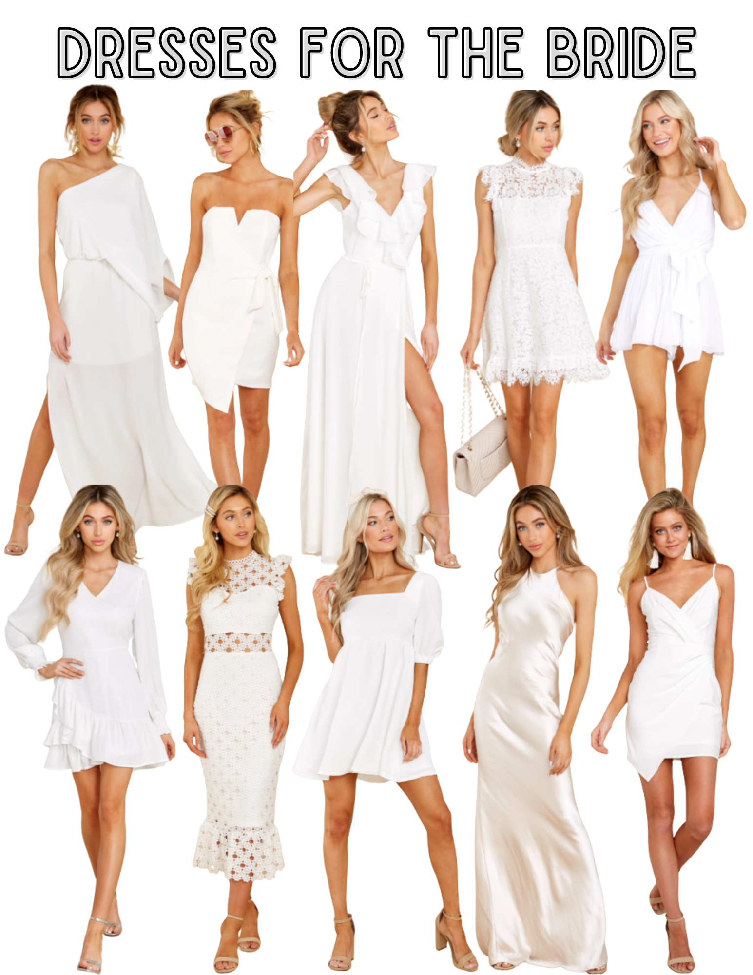 Dresses for the Bride