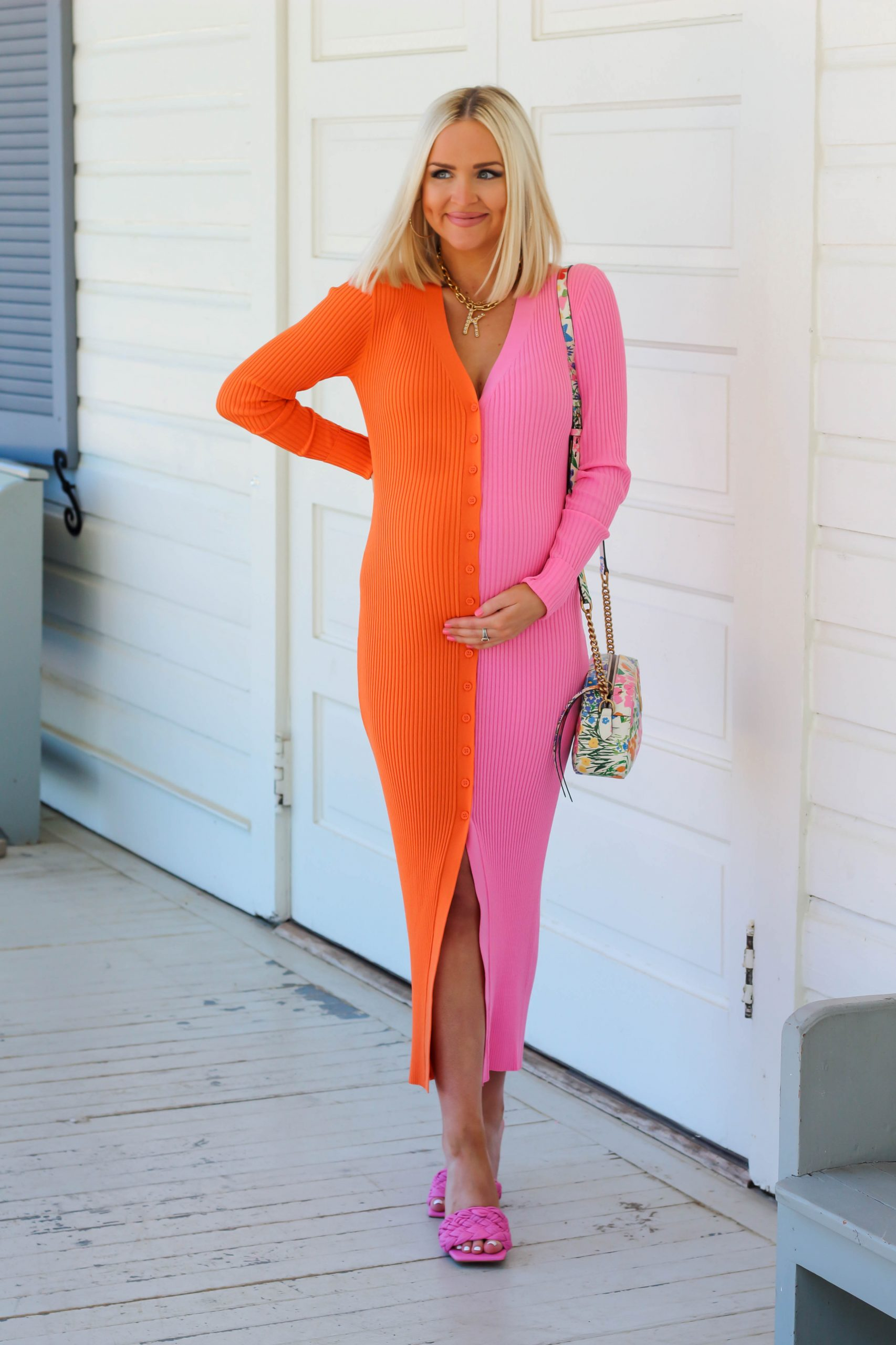 CRAZY FOR COLOR BLOCK